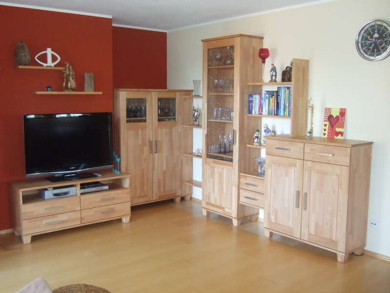 Best Wohnzimmer Nussbaum Schwarz Pictures - New Home Design 2018 ...